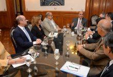 Manzur se reunió con todo su gabinete en Casa de Gobierno
