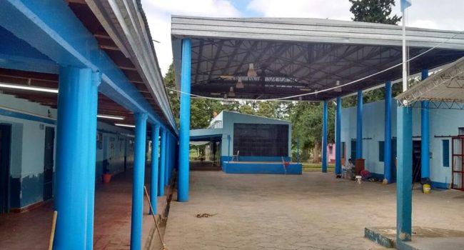Construcciones Escolares | Trabajos en la Esc. Nº 278 de Burruyacu