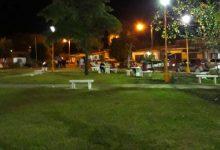 DAU | Memoria descriptiva de los trabajos realizados en Plaza B° Evita en Aguilares