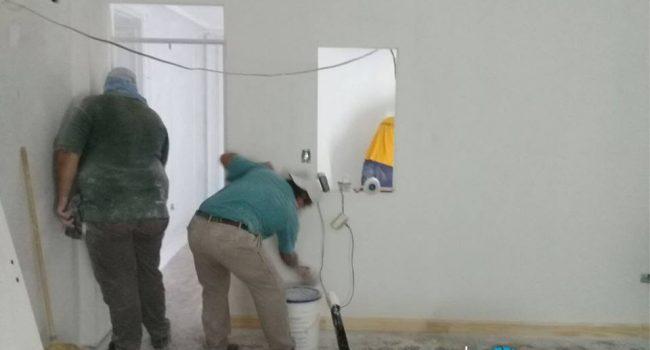 DAU | Trabajos de mantenimiento en el edificio de Casa de Gobierno