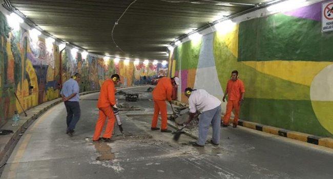 DPV | Trabajos de mantenimiento es capital