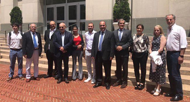 Economías regionales: el eje de un encuentro en la Universidad de Columbia