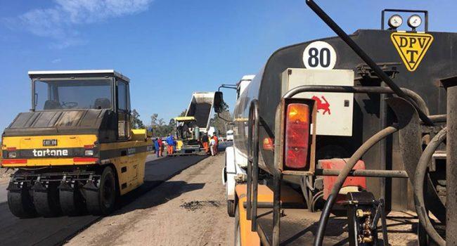 Vialidad   Avanzan las obras en rutas y puentes provinciales