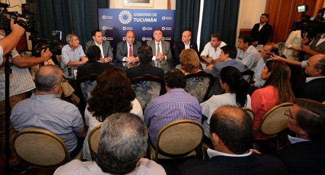 Tucuman | El PE trabaja para cumplir con el pago de la cláusula gatillo