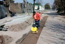 Ente de Infraestructura Comunitaria | Trabajos de bacheo en San Miguel de Tucuman