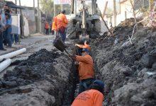 Ente de Infraestructura Comunitaria | Trabajos en el Barrio Olleros