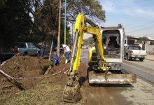 SAT | Trabajos de reparacion en San Miguel de Tucuman