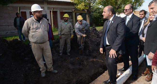 SAT | La Provincia invierte en obras con fondos del Banco del Tucumán