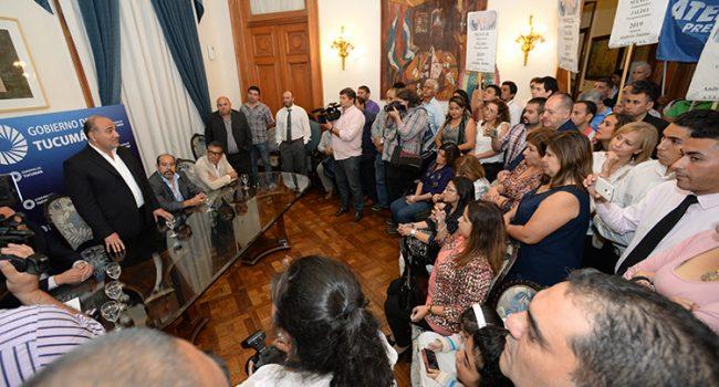 Economia | La provincia abonarán la cláusula gatillo por planilla adicional