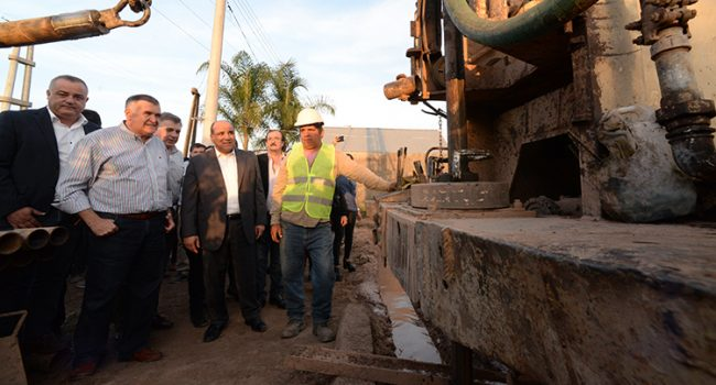 SAT | Un nuevo pozo de agua abastecerá a 5.000 familias de Tafí Viejo