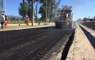DPV | Trabajos de repavimentación en el municipio de Yerba Buena