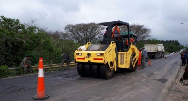 Vialidad trabaja en acondicionar rutas provinciales