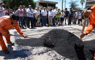 Vialidad | El Gobernador Juan Manzur supervisó obras en rutas de Estación Aráoz