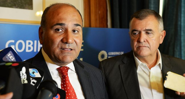 Manzur confirmó la titularización de 8.000 docentes tucumanos