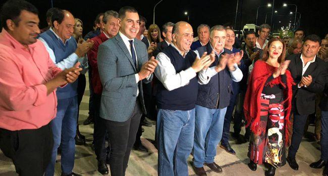 Burruyacú celebró 43 años de municipalización con obras