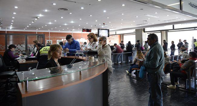 DGR | Rentas atiende al público con normalidad