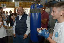 El Boxeo en tu Barrio fortalece la contención comunitaria
