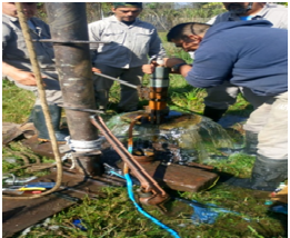 SePAPyS | Trabajos de mejoras en distintos puntos de la provincia