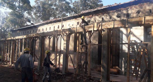 DAU | Trabajos de mejoras en el Instituto de Puericultura