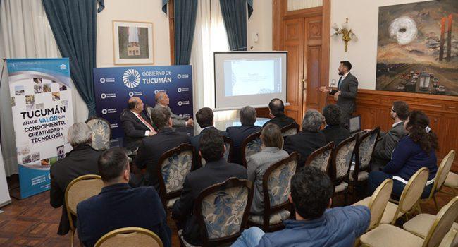 Las industrias tecnológicas desarrollan 900 empleos en Tucumán