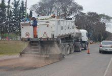 DPV | Trabajos en los accesos a la zona de El Cadillal