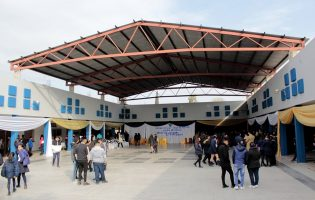 Construcciones Escolares | Celebramos los 10 años de la escuela Juan Luis Nougues