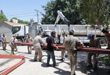 Construcciones Escolares | Trabajos en la Esc N°336 de Amaicha del Valle