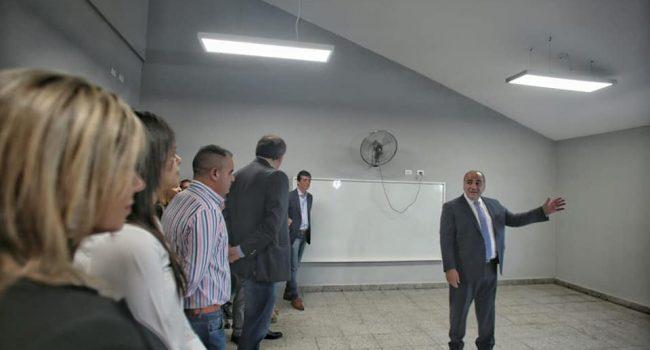 Construcciones Escolares | Nuevas obras en la Esc. Pedro Riera