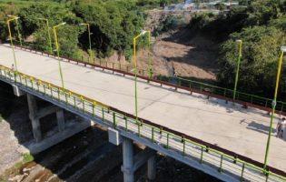El puente de calle Maipú en Tafí Viejo se inaugurará el lunes