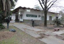 Construcciones Escolares   Trabajos de mejoras en la Escuela de Comercio Miguel Lillo, de Yerba Buena