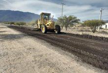 DPV   Continuan los trabajos en distintas rutas provinciales