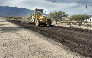DPV | Continuan los trabajos en distintas rutas provinciales