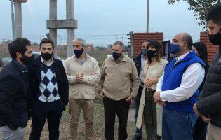 IPV | Ampliarán planta de líquidos cloacales en Villa Quinteros