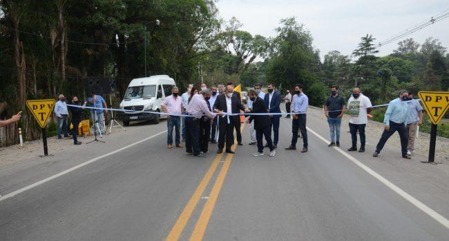DPV   Construcción de nuevo puente Rio Muerto