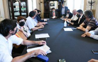 Obras   Construirán playones deportivos en distintos puntos de la provincia